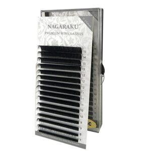 16 Rows Natural Mink Makeup Individual Eyelashes BEAUTY & SKIN CARE Magnetic Eyelashes 66b29b9f2bdc949a754504: B|C|D|J