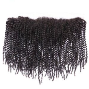 Afro Kinky Curly Brazilian Lace Frontal Hair Weave BEAUTY & SKIN CARE Hair Extension & Wigs 5d87c5061aba3012870240: 10 inches|12 inches|14 inches|16 inches|18 inches|20 inches|6 inches|8 inches