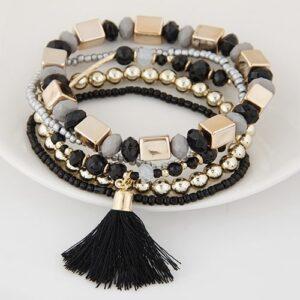 Multilayer Bohemian Women's Bead Bracelet
