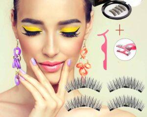Magnetic False Eyelashes with Applicator BEAUTY & SKIN CARE Magnetic Eyelashes a1fa27779242b4902f7ae3: 1|2|3|4
