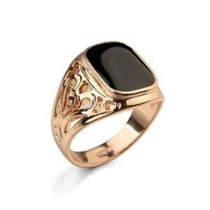 Elegant Vintage Ring for Men JEWELRY & ORNAMENTS Men's Jewelry 2ced06a52b7c24e002d45d: 10|11.5|6.5|8|9