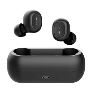 5.0 Bluetooth 3D Stereo Earphones with Dual Microphone Mobile Accessories PHONES & GADGETS cb5feb1b7314637725a2e7: Black