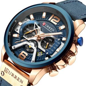 Men's Casual Watches Analog Watch WATCHES & ACCESSORIES Wrist Watches cb5feb1b7314637725a2e7: black black watch|gold black watch|rose black watch|rose blue watch|silver black watch
